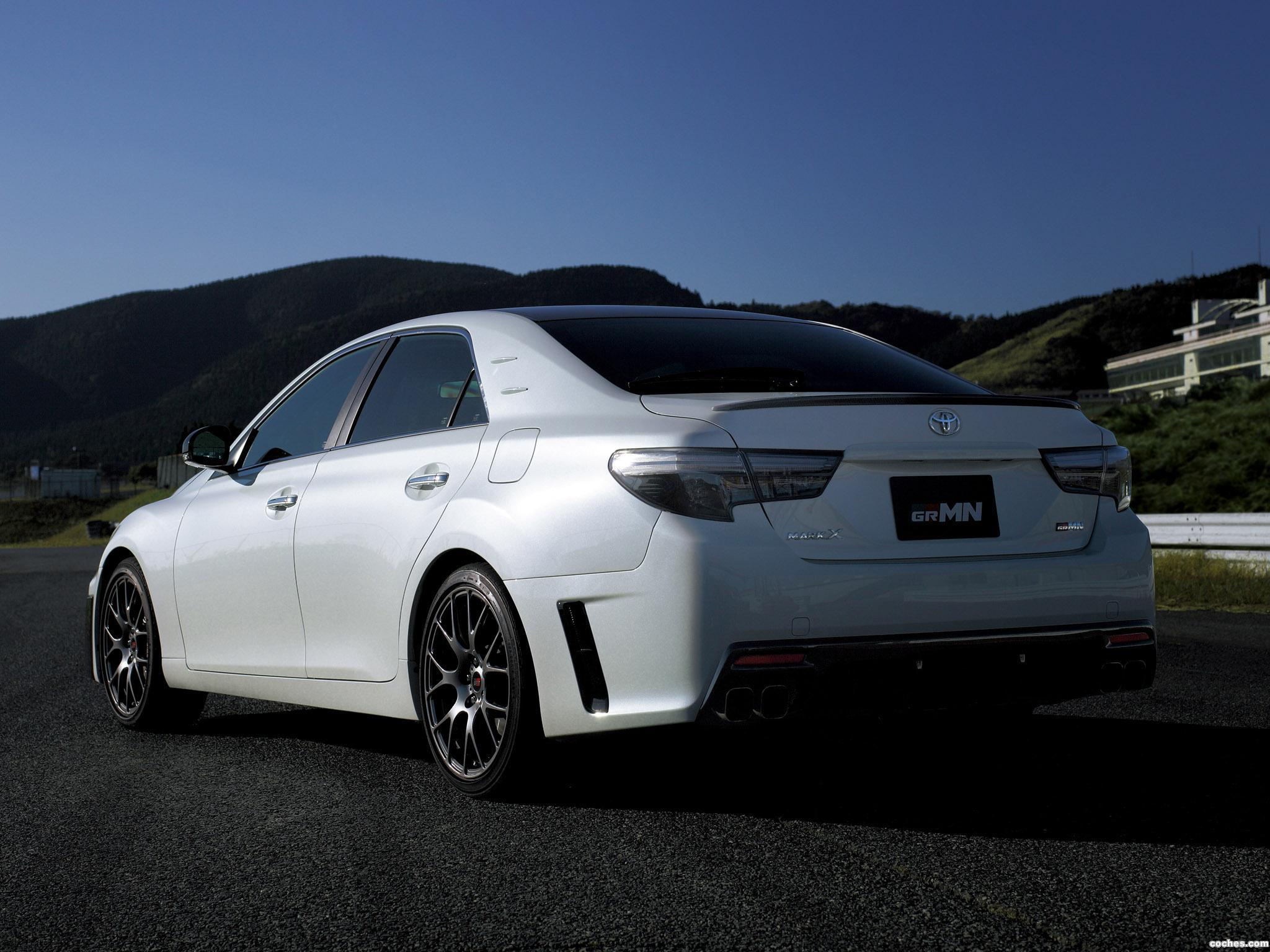 Foto 1 de GRMN Toyota Mark X GRX133 2014