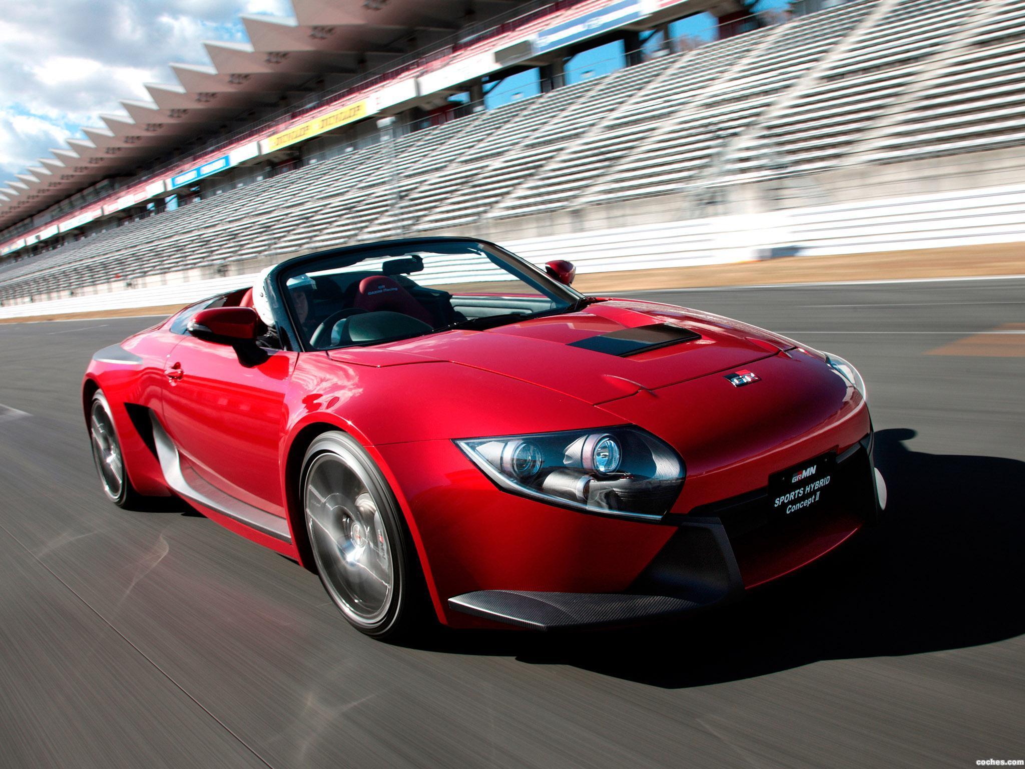 Foto 0 de Toyota GRMN Sports Hybrid Concept II 2011