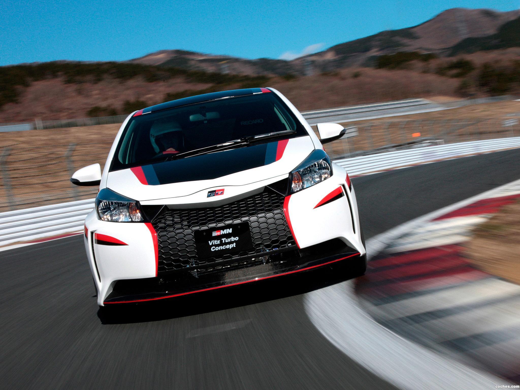 Foto 0 de GRMN Toyota Vitz Turbo Concept 2011