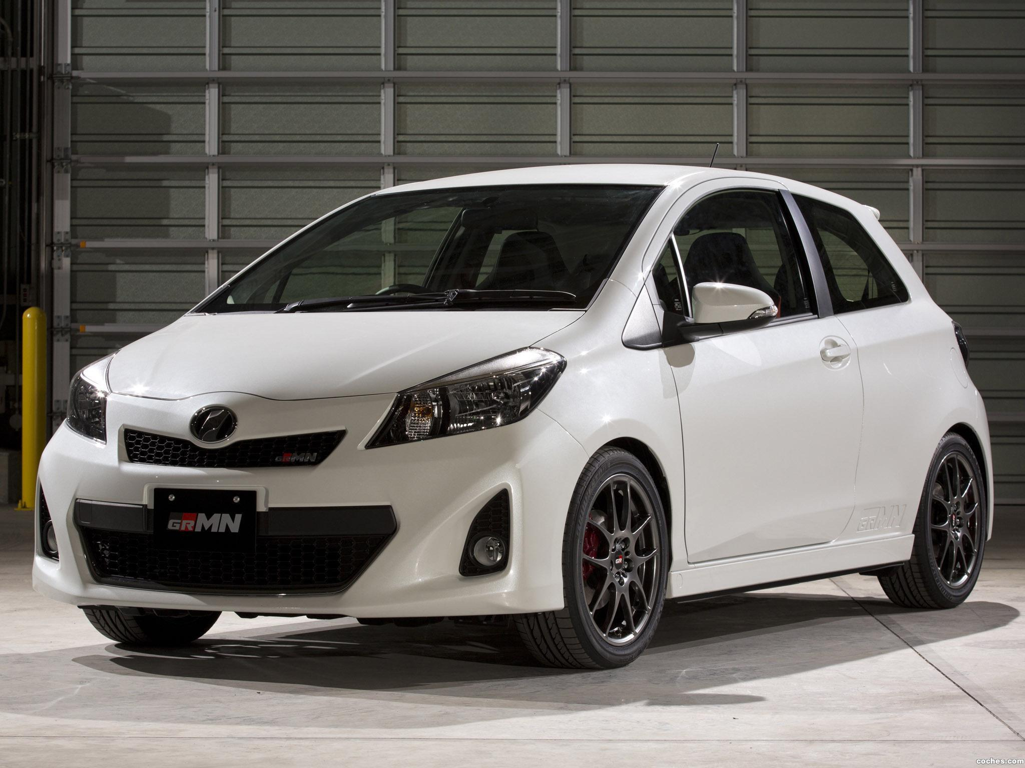 Foto 0 de GRMN Toyota Vitz Turbo Concept 2013