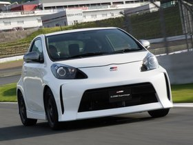 Ver foto 3 de Toyota GRMN iQ Supercharger 2012