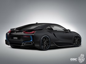 Ver foto 7 de BMW German Special Customs i8 iTRON 2014