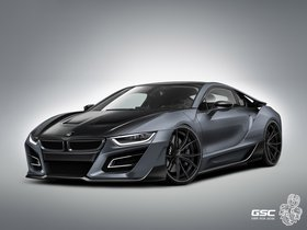 Ver foto 2 de BMW German Special Customs i8 iTRON 2014