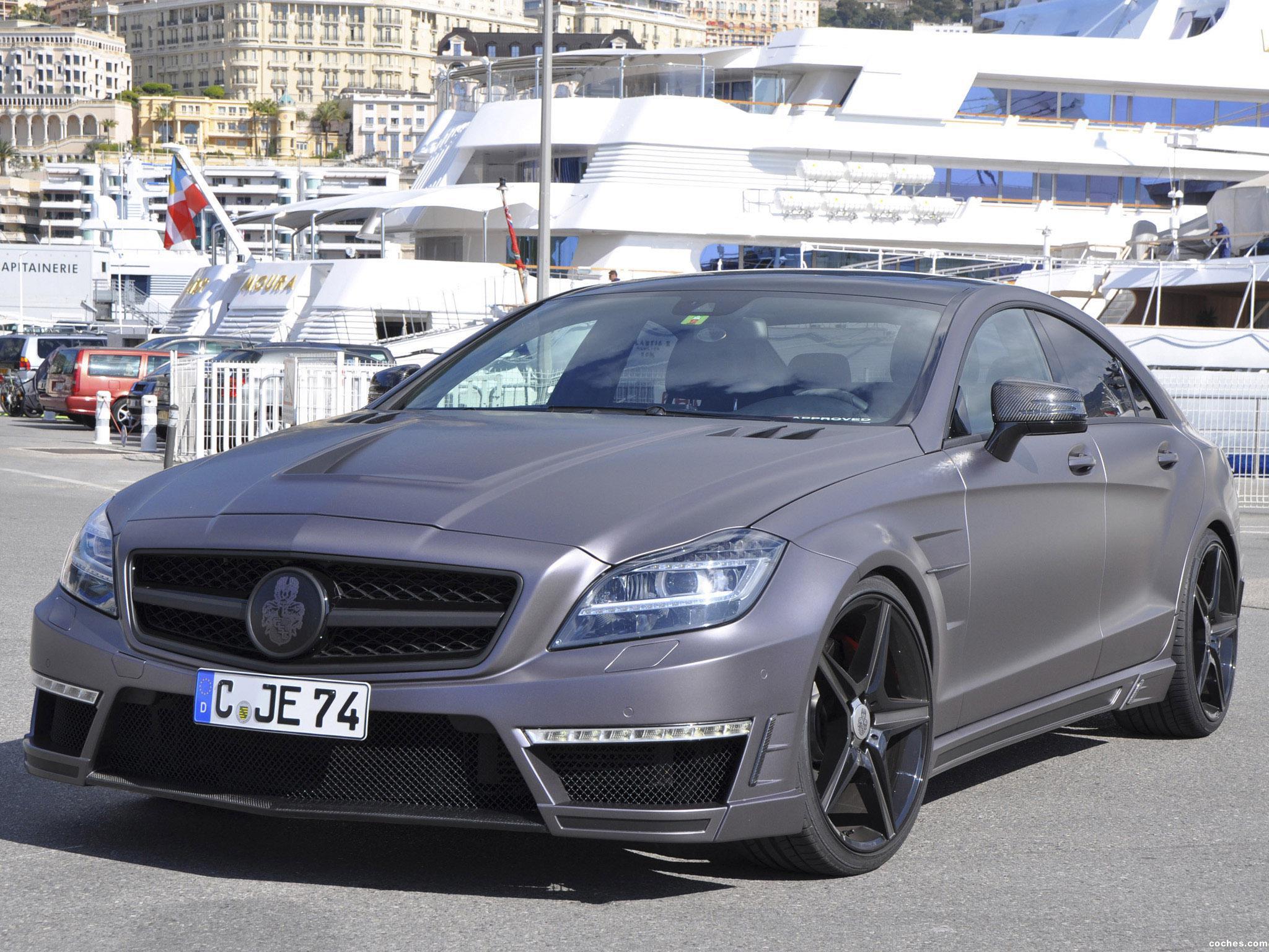 Foto 0 de GSC Mercedes CLS 63 AMG 2013