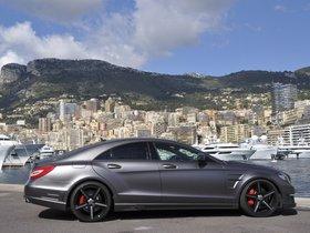 Ver foto 4 de GSC Mercedes CLS 63 AMG 2013