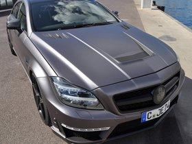 Ver foto 3 de GSC Mercedes CLS 63 AMG 2013