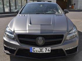 Ver foto 2 de GSC Mercedes CLS 63 AMG 2013