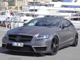 Ver foto 1 de GSC Mercedes CLS 63 AMG 2013