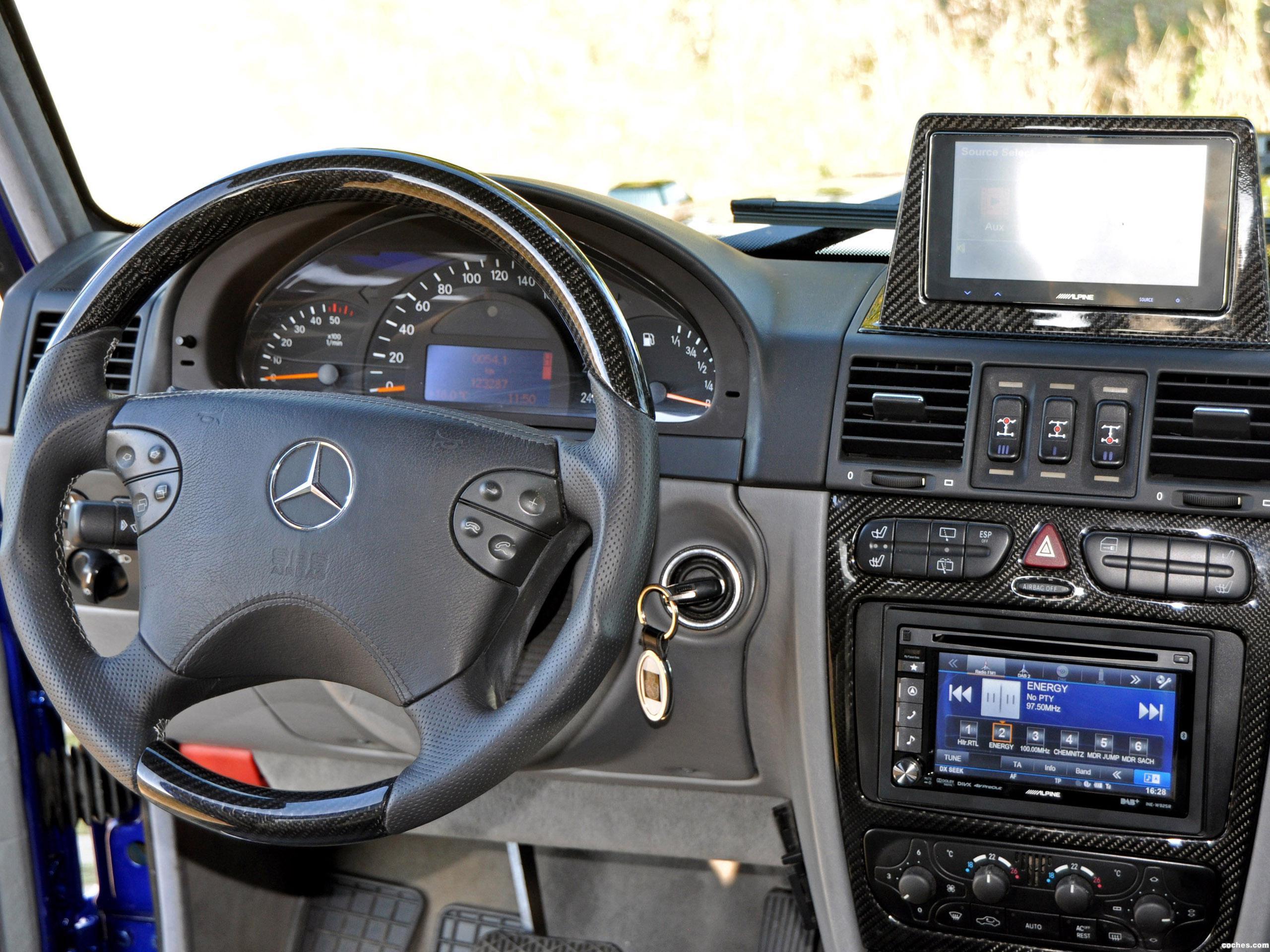 Foto 7 de GSC Mercedes Clase G 2014