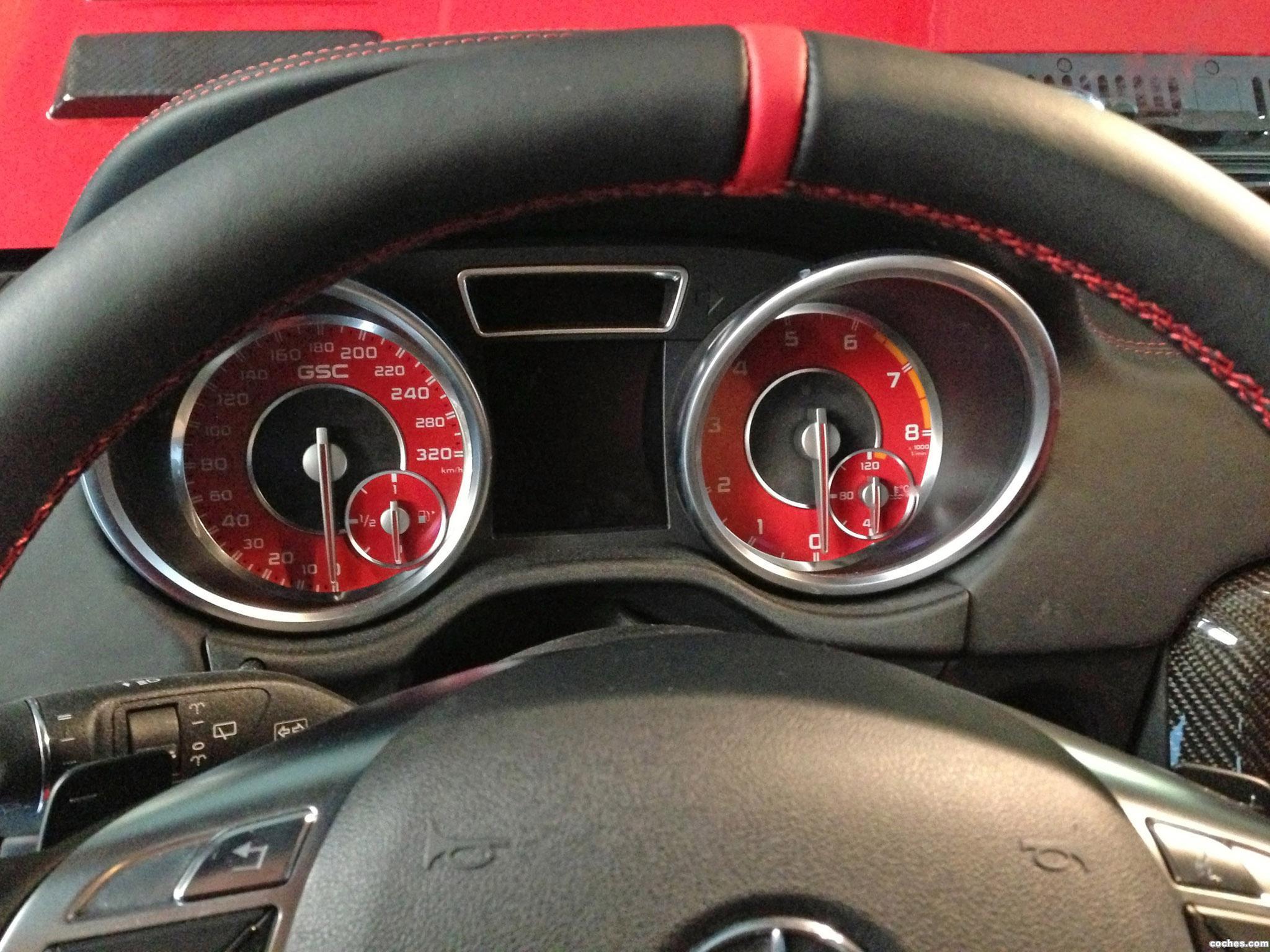 Foto 4 de Mercedes GSC G63 AMG 2013