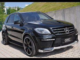 Fotos de GSC Mercedes ML Widebody Kit 2013