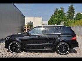 Ver foto 5 de GSC Mercedes ML Widebody Kit 2013
