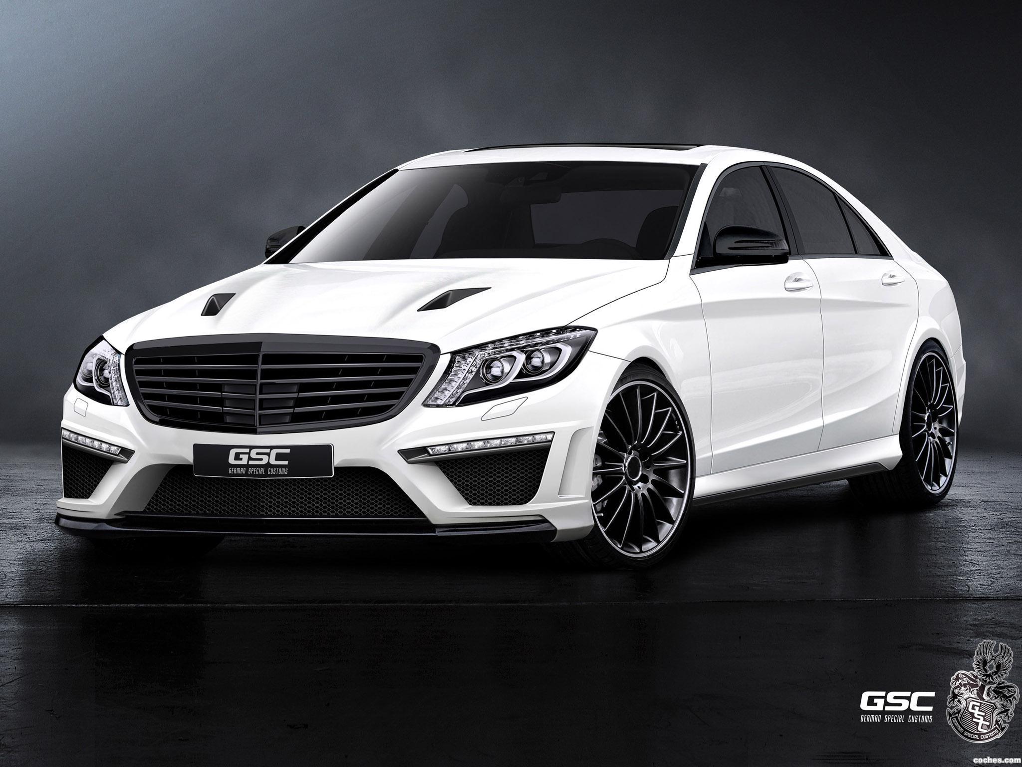 Foto 0 de GSC Mercedes Clase S 2013