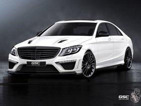 Fotos de GSC Mercedes Clase S 2013