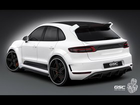 Ver foto 2 de Porsche GSC Macan 2014