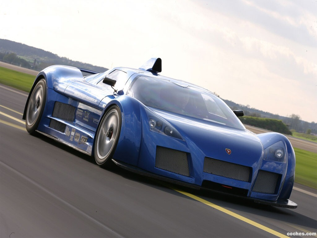 Foto 0 de Gumpert Apollo 2006