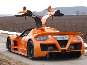 Ver foto 11 de Gumpert Apollo 2006