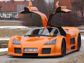 Ver foto 10 de Gumpert Apollo 2006