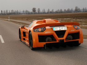 Ver foto 14 de Gumpert Apollo 2006