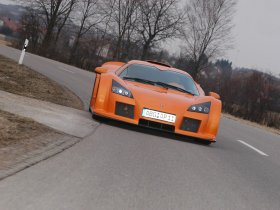 Ver foto 13 de Gumpert Apollo 2006