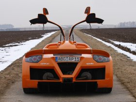 Ver foto 12 de Gumpert Apollo 2006