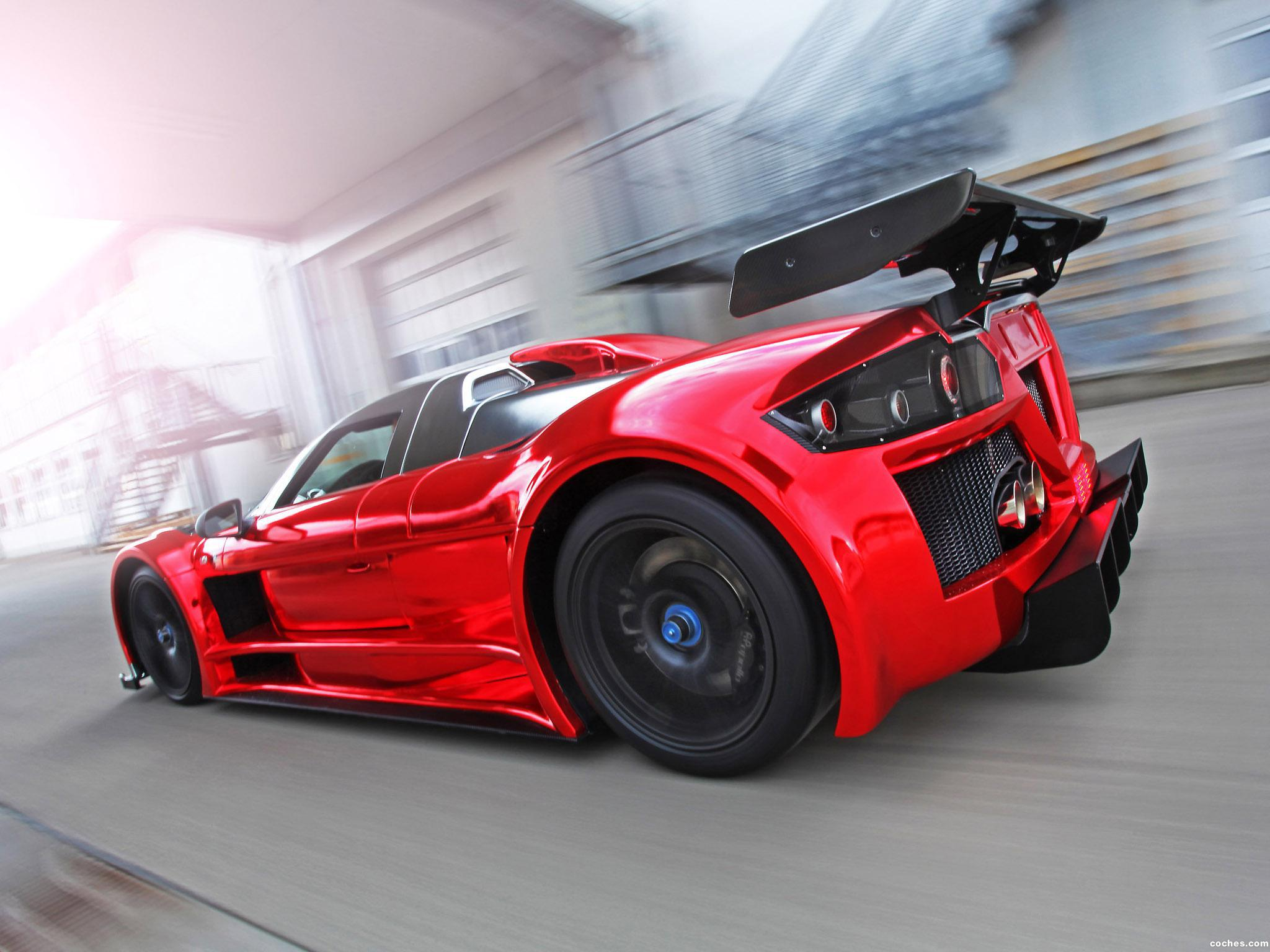 Foto 5 de Gumpert Apollo S 2M Designs Ironcar 2014