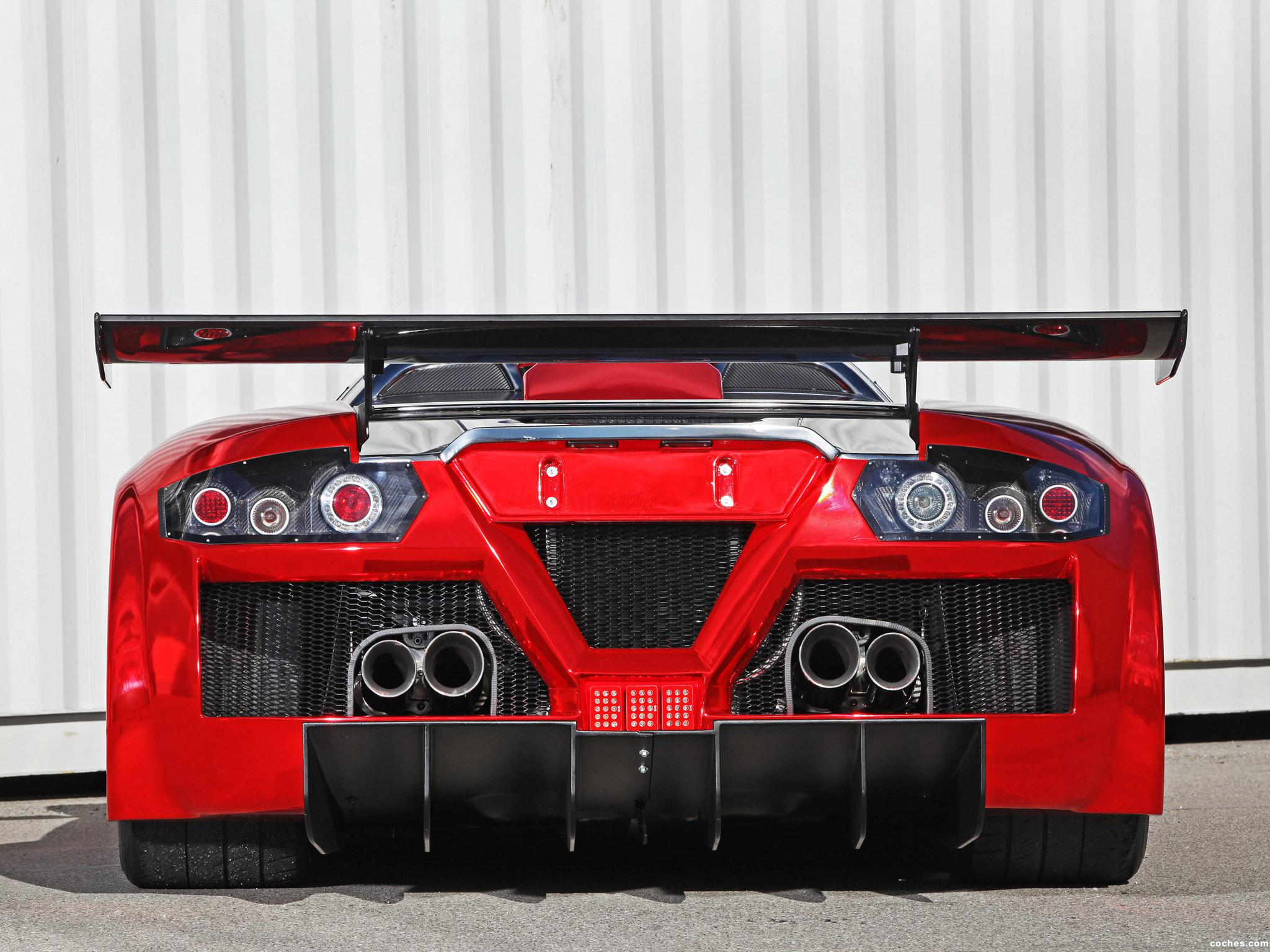 Foto 1 de Gumpert Apollo S 2M Designs Ironcar 2014