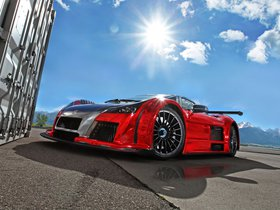Ver foto 9 de Gumpert Apollo S 2M Designs Ironcar 2014
