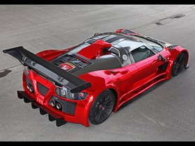 Ver foto 3 de Gumpert Apollo S 2M Designs Ironcar 2014