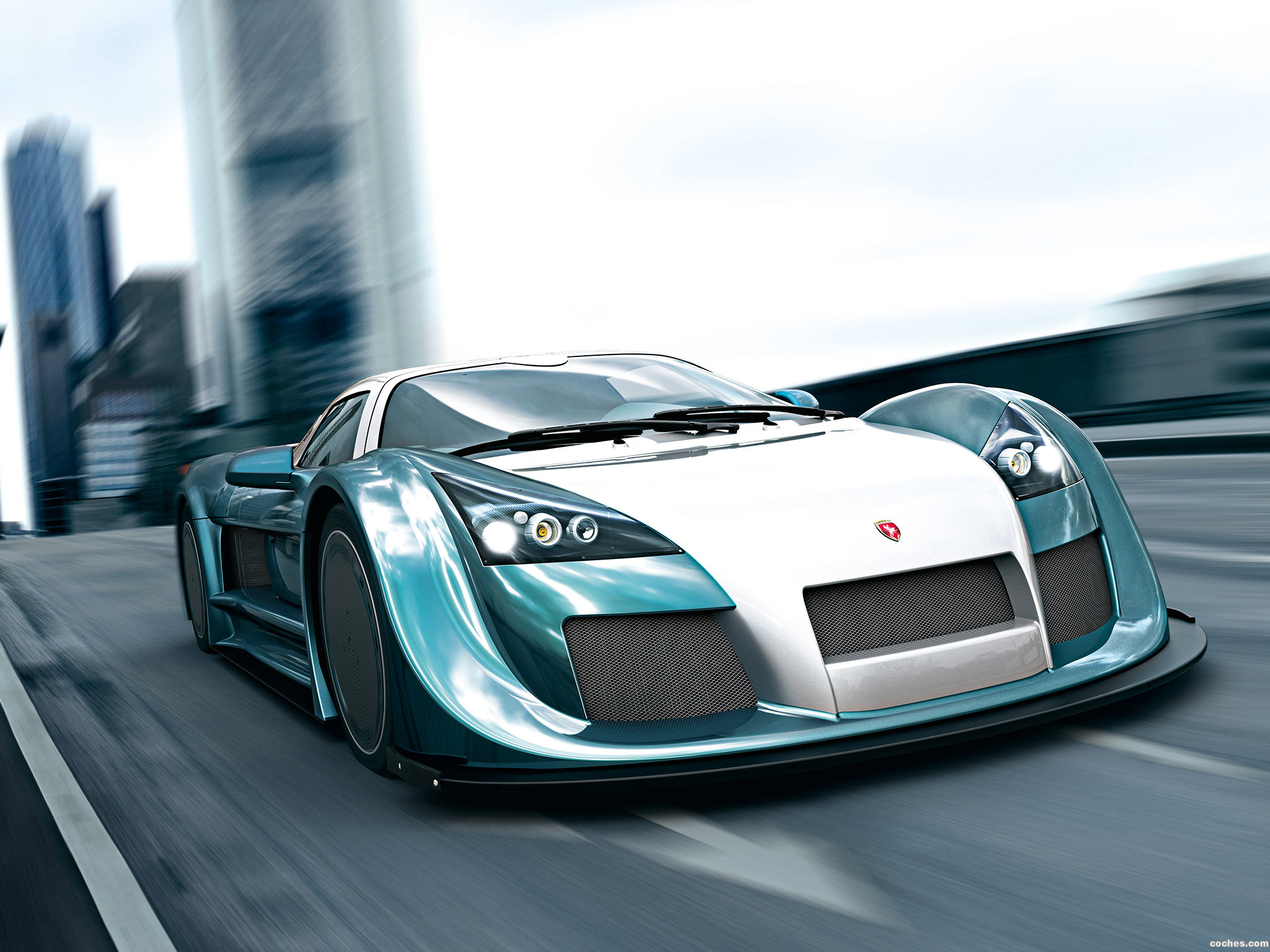 Foto 0 de Gumpert Apollo Speed 2009