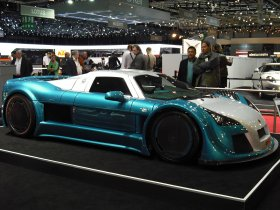 Ver foto 4 de Gumpert Apollo Speed 2009