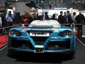 Ver foto 3 de Gumpert Apollo Speed 2009