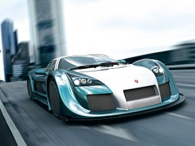 Ver foto 1 de Gumpert Apollo Speed 2009