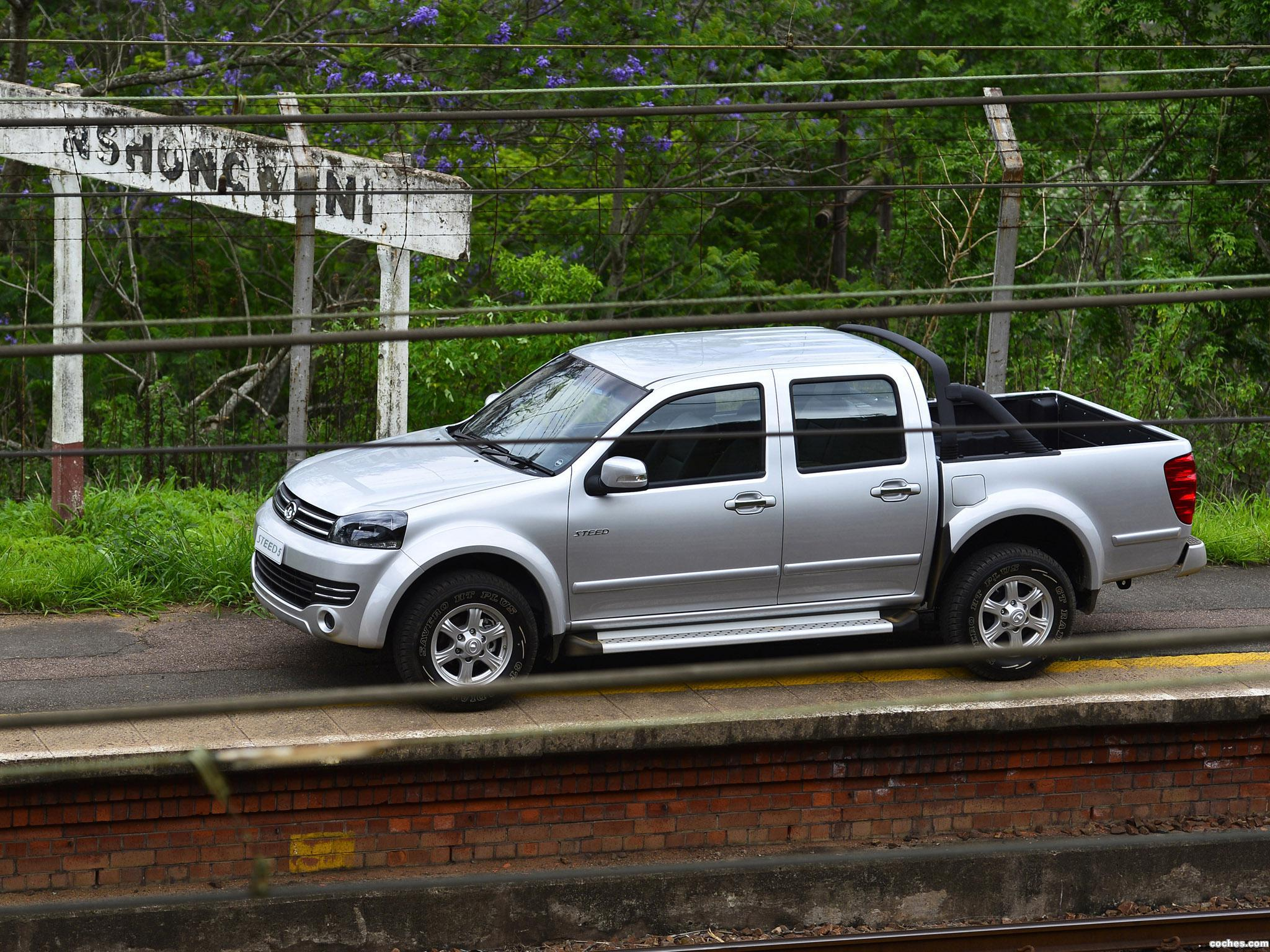 Foto 5 de GWM Steed 5E Double Cab 2014