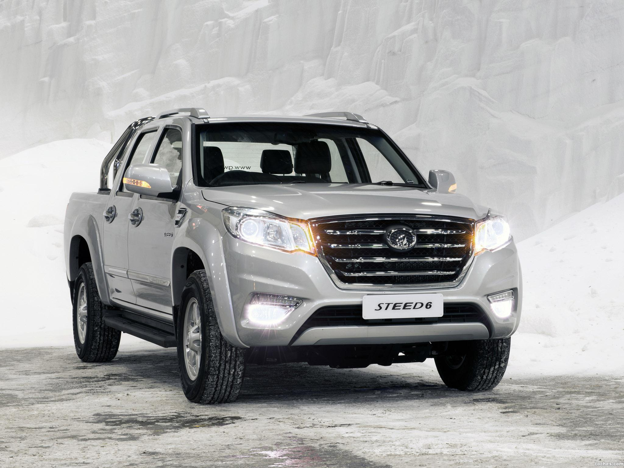 Foto 7 de GWM Steed 6 Double Cab 2014