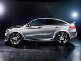 Ver foto 3 de Mercedes Hamann AMG GLE 63 S 4MATIC Coupe C292 2016