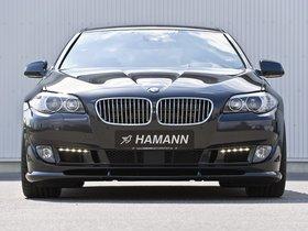 Ver foto 7 de BMW 5-Series F10 hamann 2010