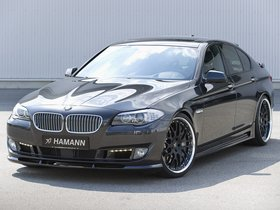 Ver foto 3 de BMW 5-Series F10 hamann 2010
