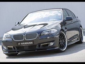 Ver foto 2 de BMW 5-Series F10 hamann 2010