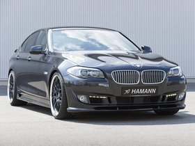 Fotos de BMW 5-Series F10 hamann 2010