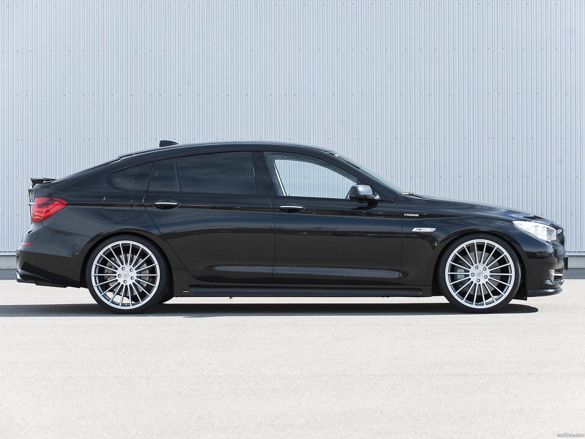 Foto 11 de BMW Hamann Serie 5 Gran Turismo 2010