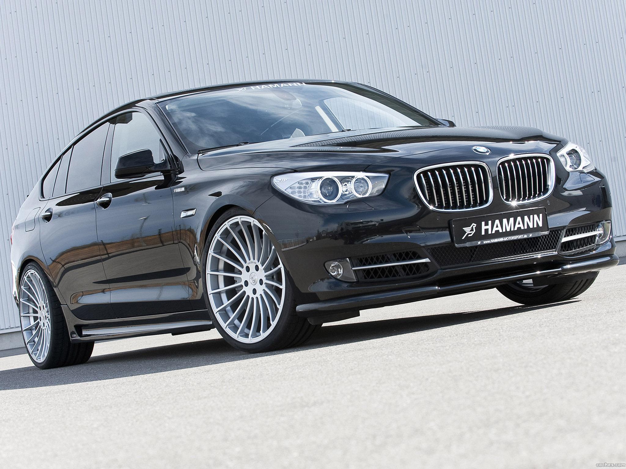 Foto 0 de BMW Hamann Serie 5 Gran Turismo 2010