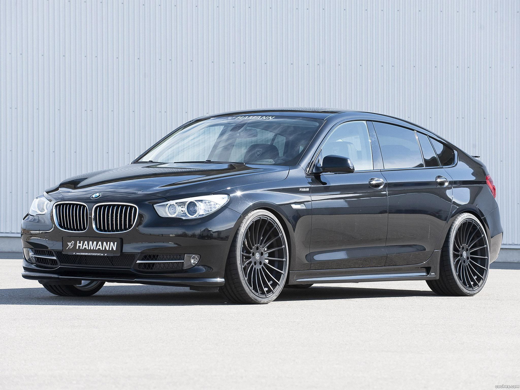 Foto 3 de BMW Hamann Serie 5 Gran Turismo 2010