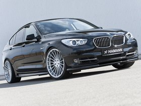 Fotos de BMW Hamann Serie 5 Gran Turismo 2010