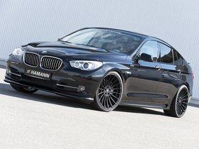 Ver foto 5 de BMW Hamann Serie 5 Gran Turismo 2010