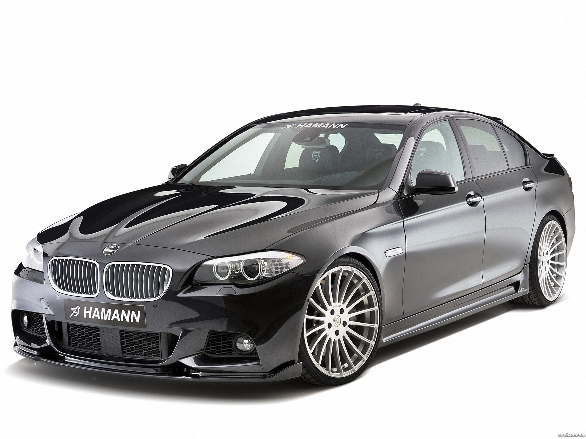 Foto 0 de BMW 5-Series M Technik F10 hamman 2011