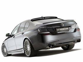 Ver foto 7 de BMW 5-Series M Technik F10 hamman 2011