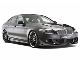 Ver foto 2 de BMW 5-Series M Technik F10 hamman 2011