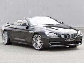 Ver foto 1 de BMW Hamann Serie 6 Cabrio F12 2011
