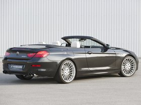 Ver foto 26 de BMW Hamann Serie 6 Cabrio F12 2011
